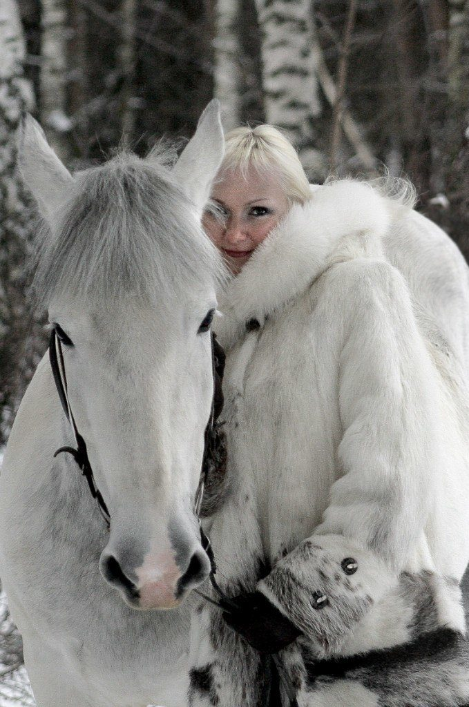 фотосессии с лошадьми