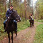 Конные прогулки ярославль